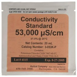 Neptune Systems - Conductivity Calibration Solution - 53.0 mS