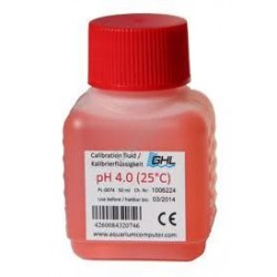 GHL - Calibration Solution - PH 4