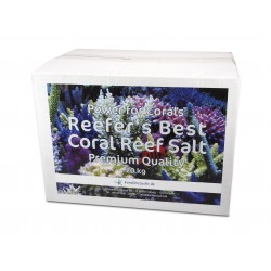 Korallenzucht - Reefer´s Best Coral Reef Salt 20 kg