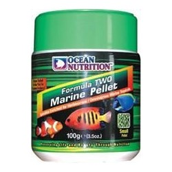 Ocean Nutrition Formula Two Marine Pellet 100 gr Small